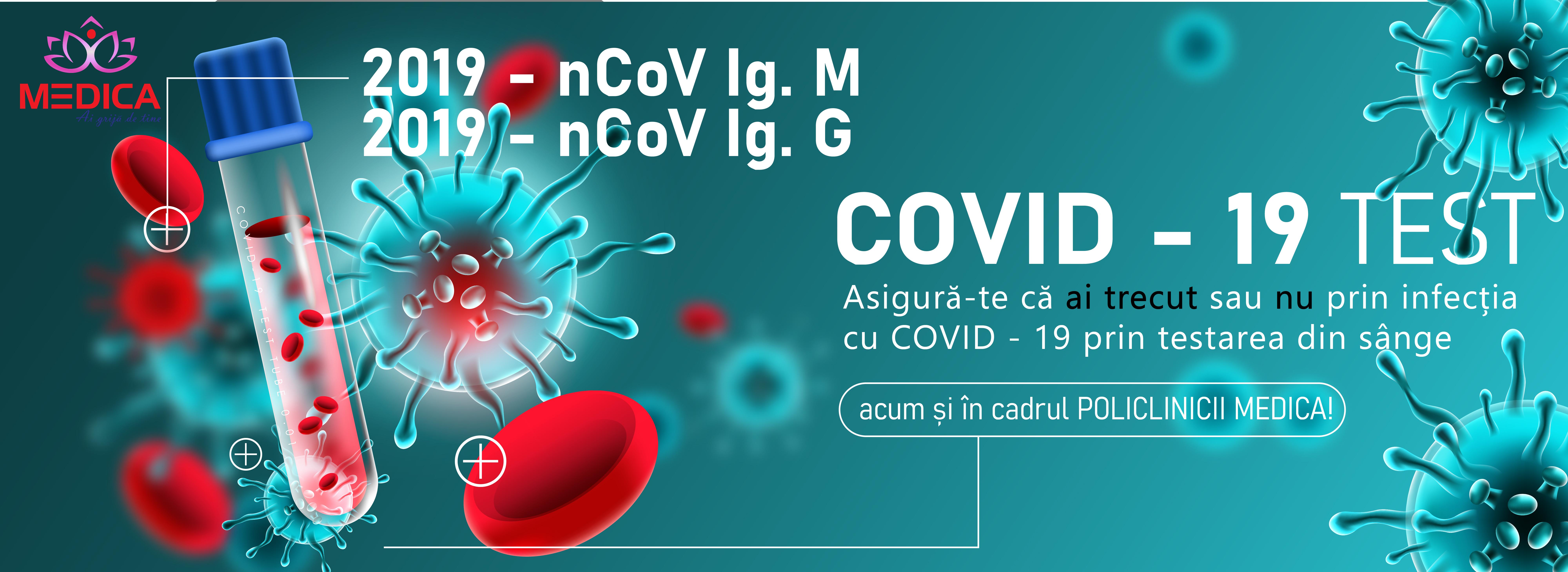 Testare COVID - 19