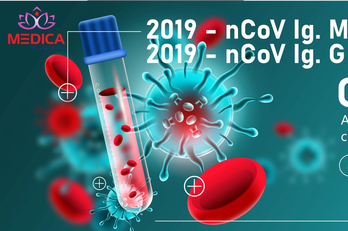 Testare din sange COVID - 19